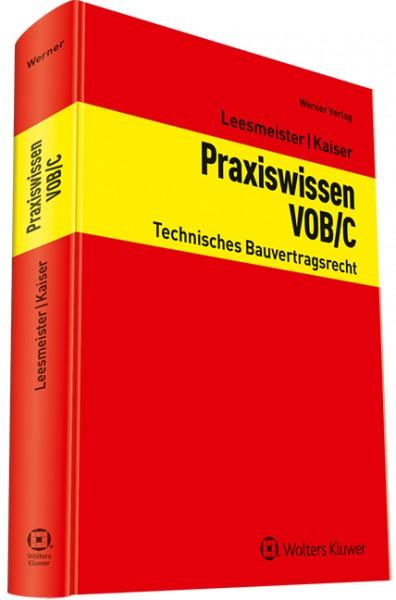 Praxiswissen VOB / C