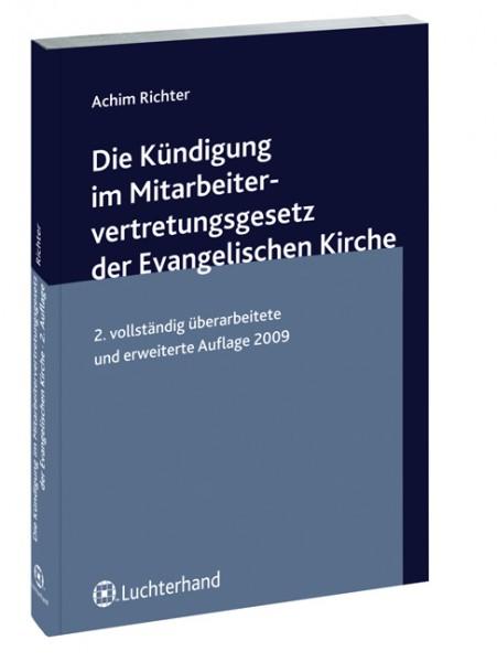 Die Kündigung im Mitarbeitervertretungsgesetz der Evangelischen Kirche