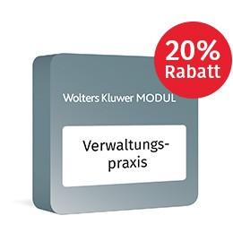 Wolters Kluwer Verwaltungspraxis