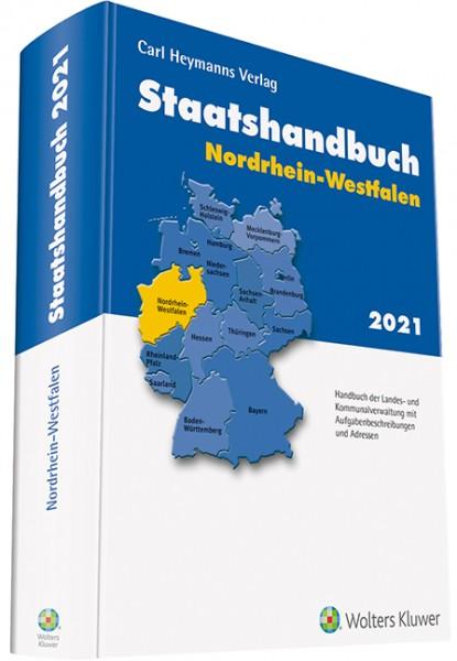 Staatshandbuch Nordrhein-Westfalen 2021