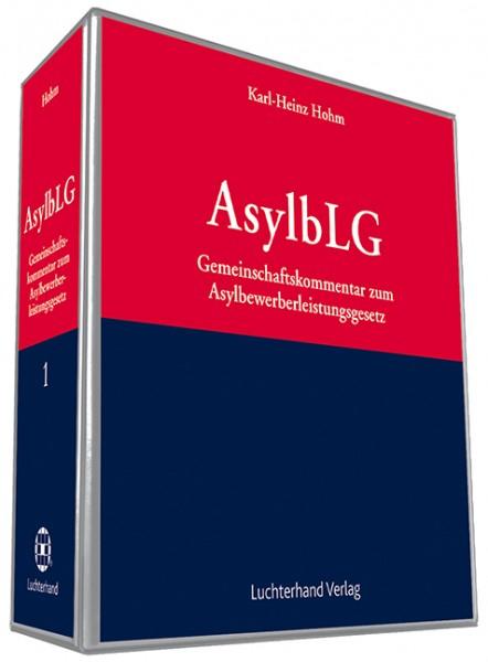 Kommentar zum Asylbewerberleistungsgesetz (AsylbLG)