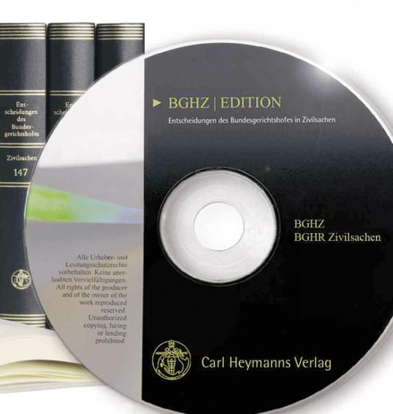 BGHZ Edition