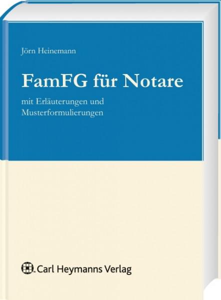 FamFG für Notare