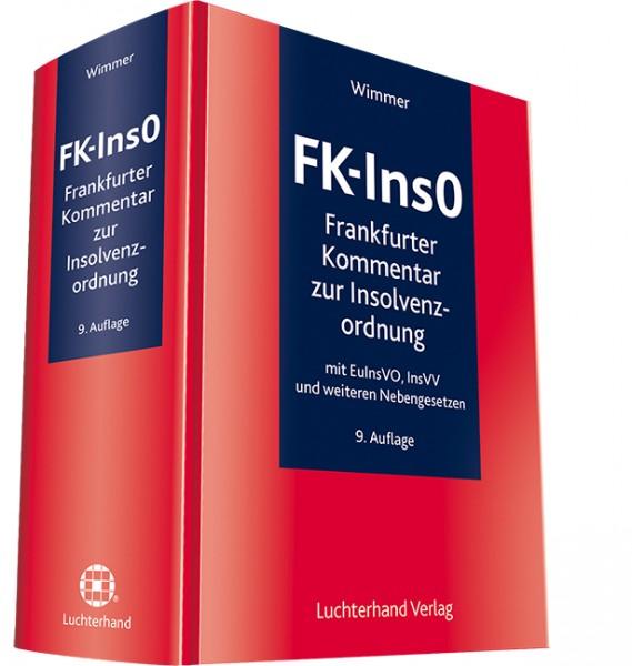 FK-InsO - Frankfurter Kommentar zur Insolvenzordnung