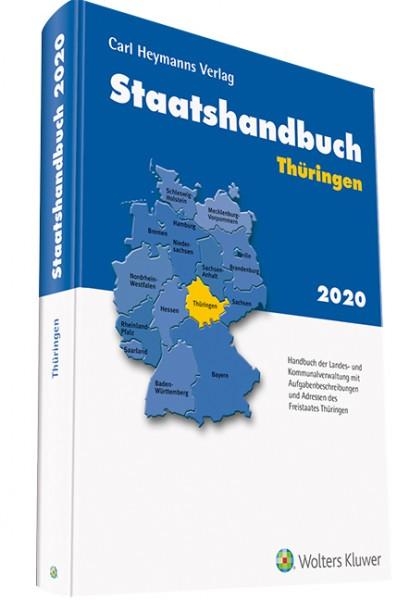 Staatshandbuch Thüringen 2020