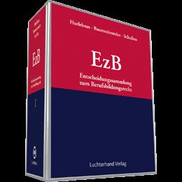 Entscheidungssammlung zum Berufsbildungsrecht (EzB)