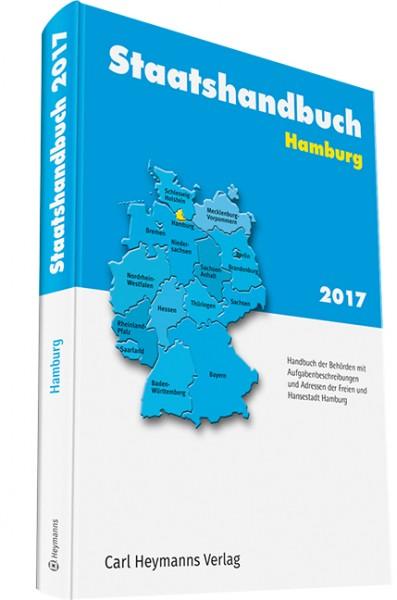 Staatshandbuch Hamburg 2017