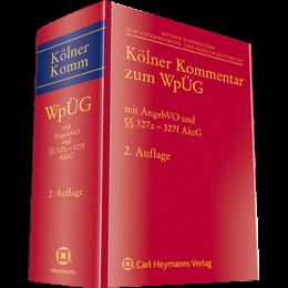Kölner Kommentar zum WpÜG