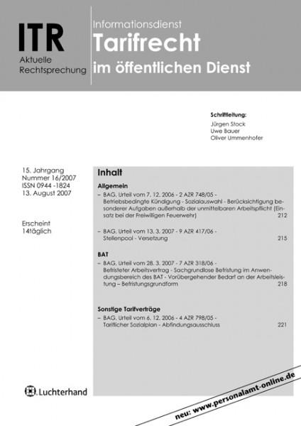 Tarif Aktuell Tarifrecht Bauer Stock Ummenhofer 978 3 472