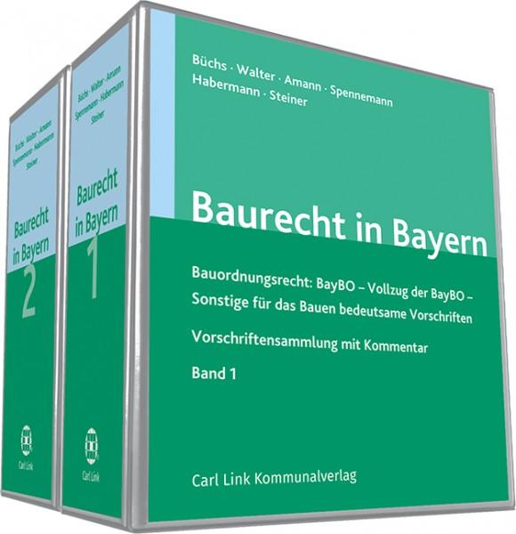 Baurecht in Bayern
