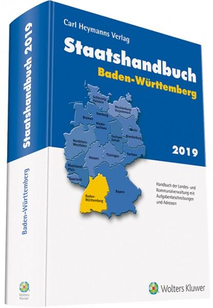 Staatshandbuch Baden-Württemberg 2019
