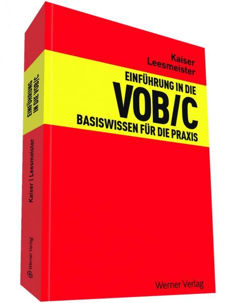 Einführung in die VOB / C