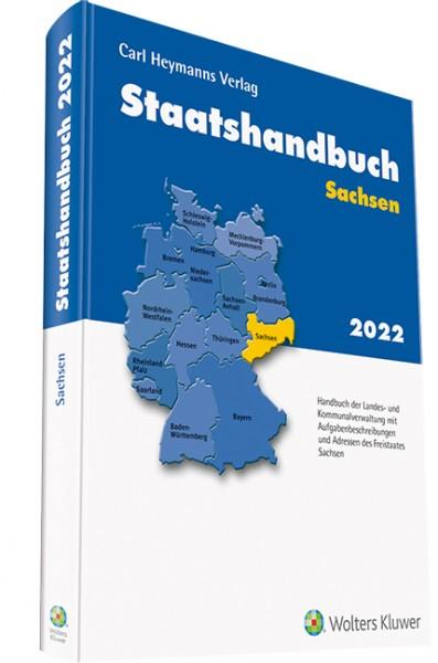 Staatshandbuch Sachsen 2022