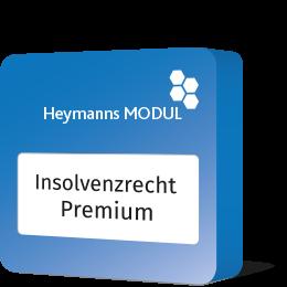 Heymanns Insolvenzrecht Premium