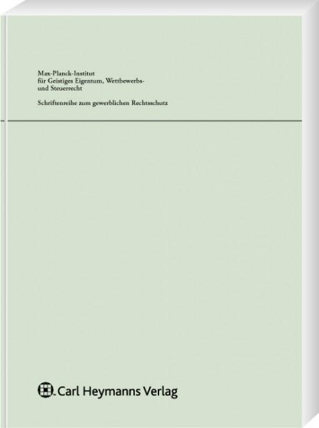 Das Patentrecht in der Mongolei (GWR 176)