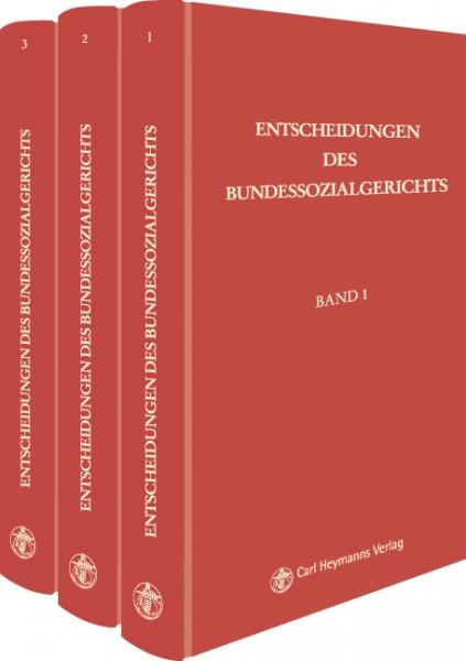 BundessozGericht Entsch. Bd 94 geb