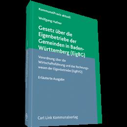 Gesetz über Eigenbetriebe in Gemeinden in Baden-Württemberg