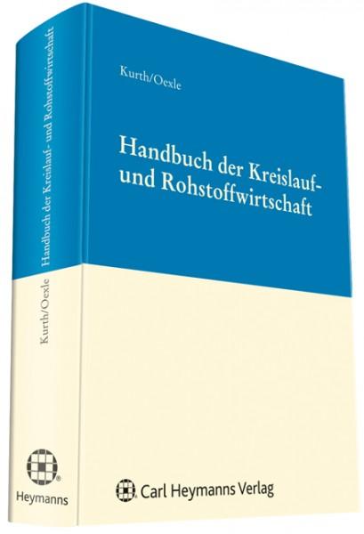 Handbuch der Kreislauf- und Rohstoffwirtschaft