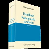 Handbuch Kapitalmarktstrafrecht