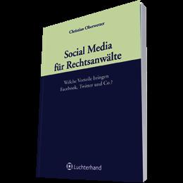 Social-Media für Rechtsanwälte