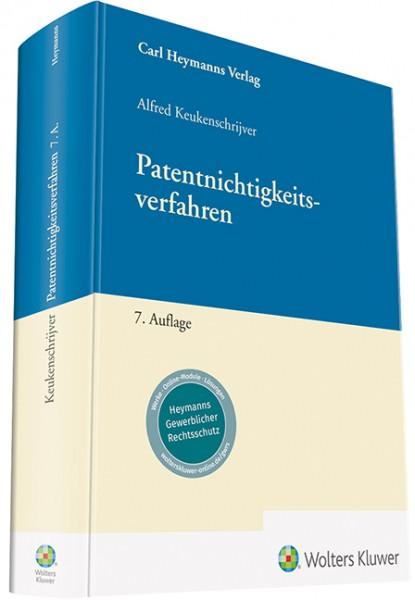 Patentnichtigkeitsverfahren