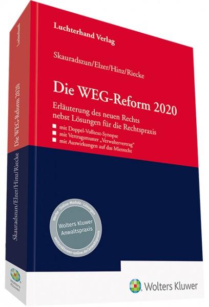 Die WEG-Reform 2020