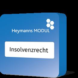 Heymanns Insolvenzrecht