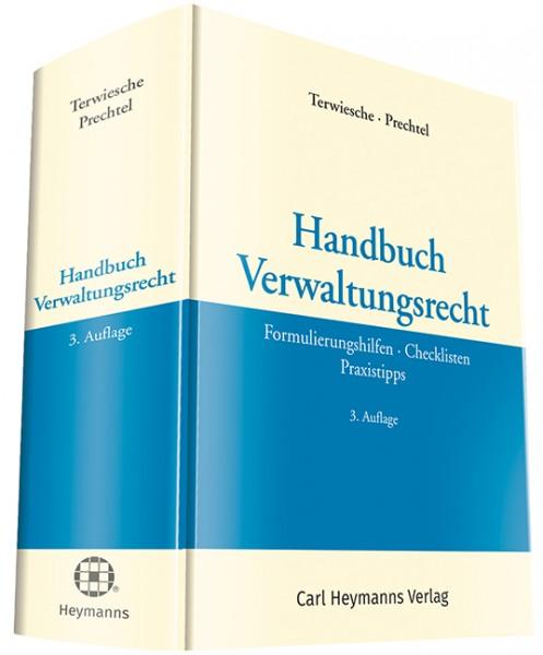 Handbuch Verwaltungsrecht