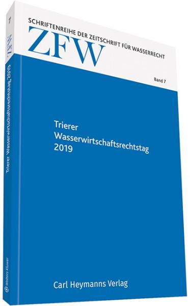 Trierer Wasserwirtschaftsrechtstag 2019