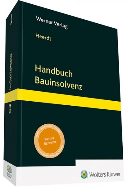 Handbuch Bauinsolvenz