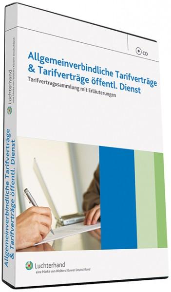 Allgemeinverbindliche Tarifverträge & Tarifverträge Öffentlicher Dienst DVD