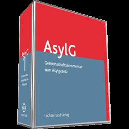 Gemeinschaftskommentar zum Asylgesetz (GK-AsylG)