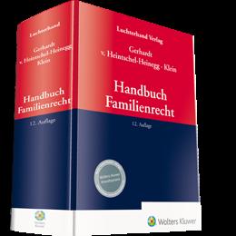 Handbuch Familienrecht