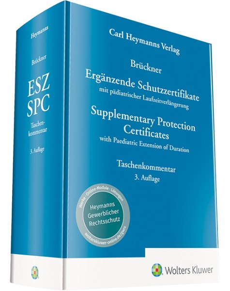 Ergänzende Schutzzertifikate / Supplementary Protection Certificates