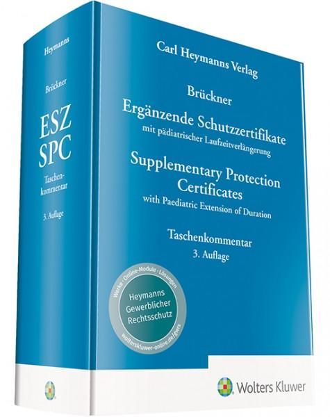 Ergänzende Schutzzertifikate Supplementary Protection Certificates