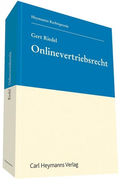 Onlinevertriebsrecht