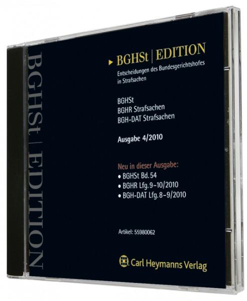 BGHSt Edition