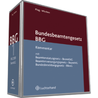 BBG - Bundesbeamtengesetz - Kommentar