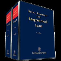 Berliner Kommentar zum Baugesetzbuch (BauGB)