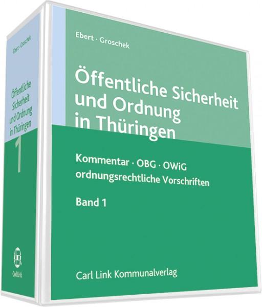 Öffentliche Sicherheit und Ordnung in Thüringen
