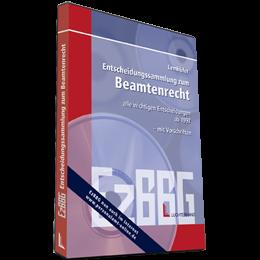 EzBBG - Entscheidungssammlung zum Beamtenrecht