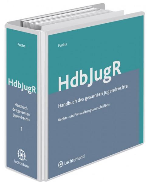 Handbuch des gesamten Jugendrechts