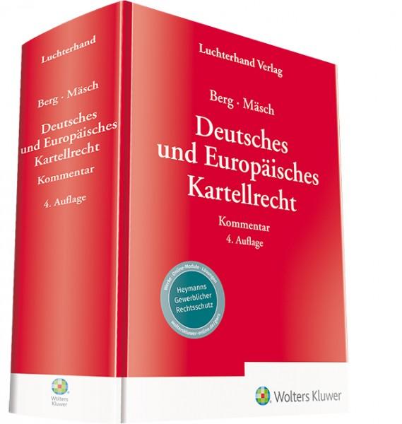 Deutsches und Europäisches Kartellrecht - Kommentar