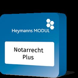 Heymanns Notarrecht Plus