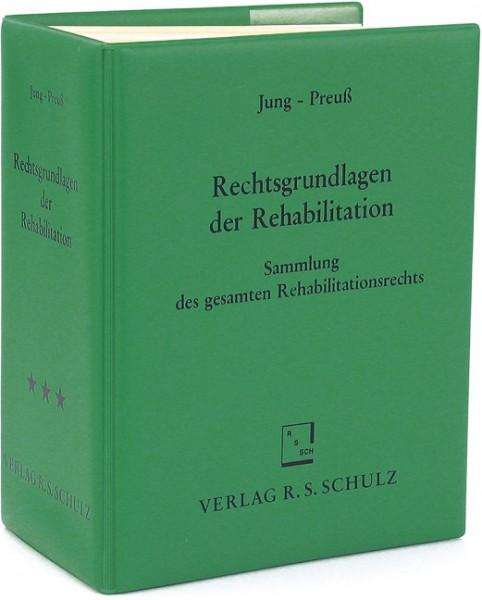 Rechtsgrundlagen der Rehabilitation