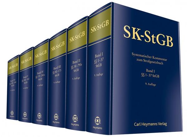 SK-StGB - Systematischer Kommentar zum Strafgesetzbuch
