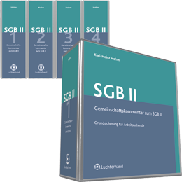 Gemeinschaftskommentar zum Sozialgesetzbuch Zweites Buch (GK-SGB II)
