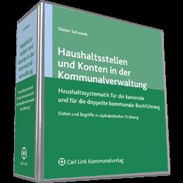 Haushaltsstellen und Konten in der Kommunalverwaltung