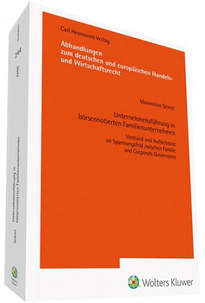 Unternehmensführung in börsennotierten Familienunternehmen (AHW 244)