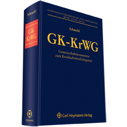 GK-KrWG (Gemeinschaftskommentar zum Kreislaufwirtschaftsgesetz)
